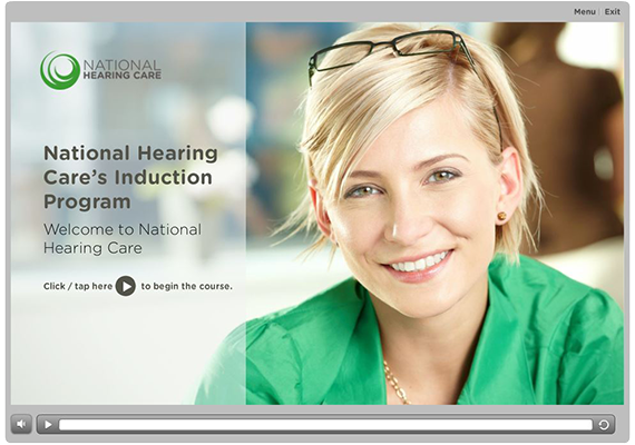 National Hearing Care eLearning Course