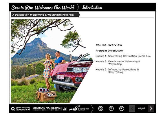 Scenic-Rim eLearning Course