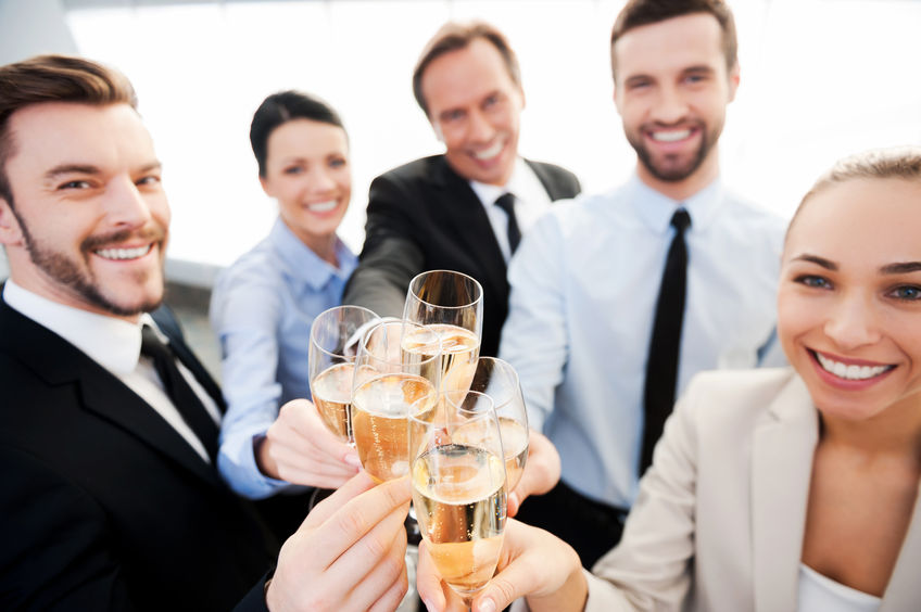 Toasting to eLearning success