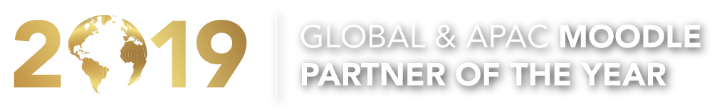 Global & Apac Moodle Partner of the Year 2019